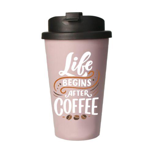 Eco Coffee Mug Premium Deluxe 350 ml gobelet thermos