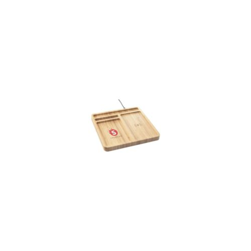 Bamboo Docking Station organiseur et chargeur