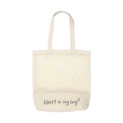 Natura Organic Mesh Shopper shopping bag