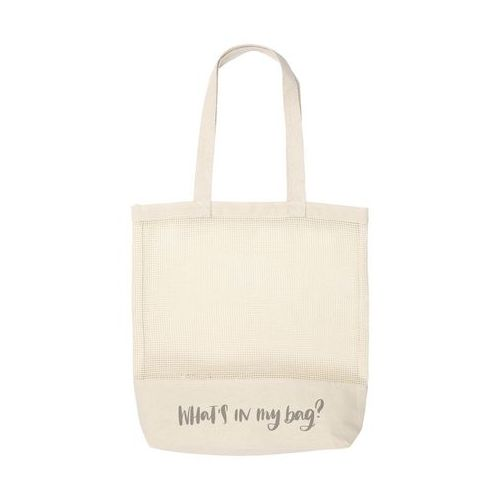 Natura Organic Mesh Shopper sac shopping