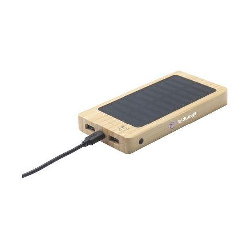 Solar Powerbank 8000+ Wireless Charger chargeur externe par 2G Publicité