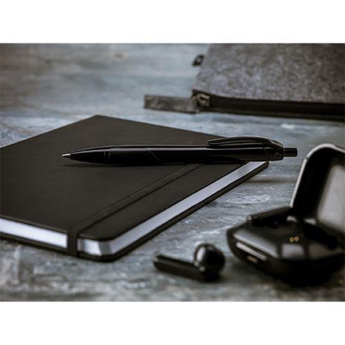 Porta RPET Notebook A5 bloc-notes Objets publicitaires  personnalisation  FRANCE SUD PIERRE CLIPPER BV goodies personnalisation marseille