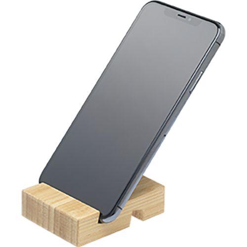 Supporto Bamboo support de téléphone