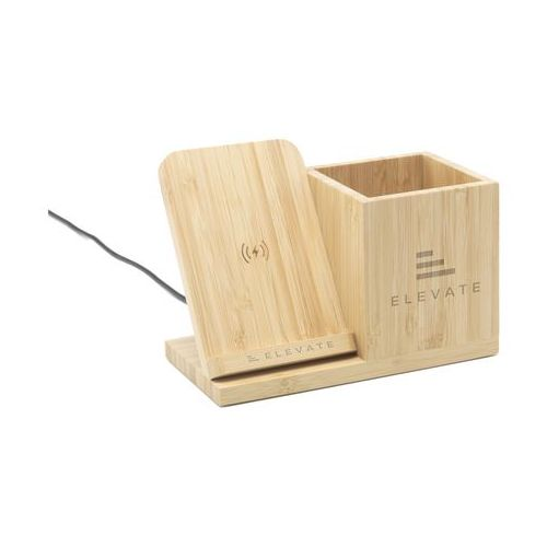 Bamboo Boss support de charge/porte-stylo Objets publicitaires  personnalisation  FRANCE SUD PIERRE CLIPPER BV goodies personnalisation marseille