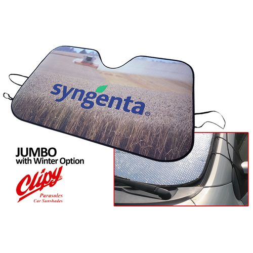 Sunshade Car JUMBO CAR with WINTER OPTION