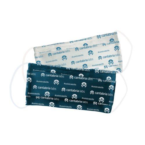 Masque réutilisable en tissu personnalisé  goodies objets publicitaires