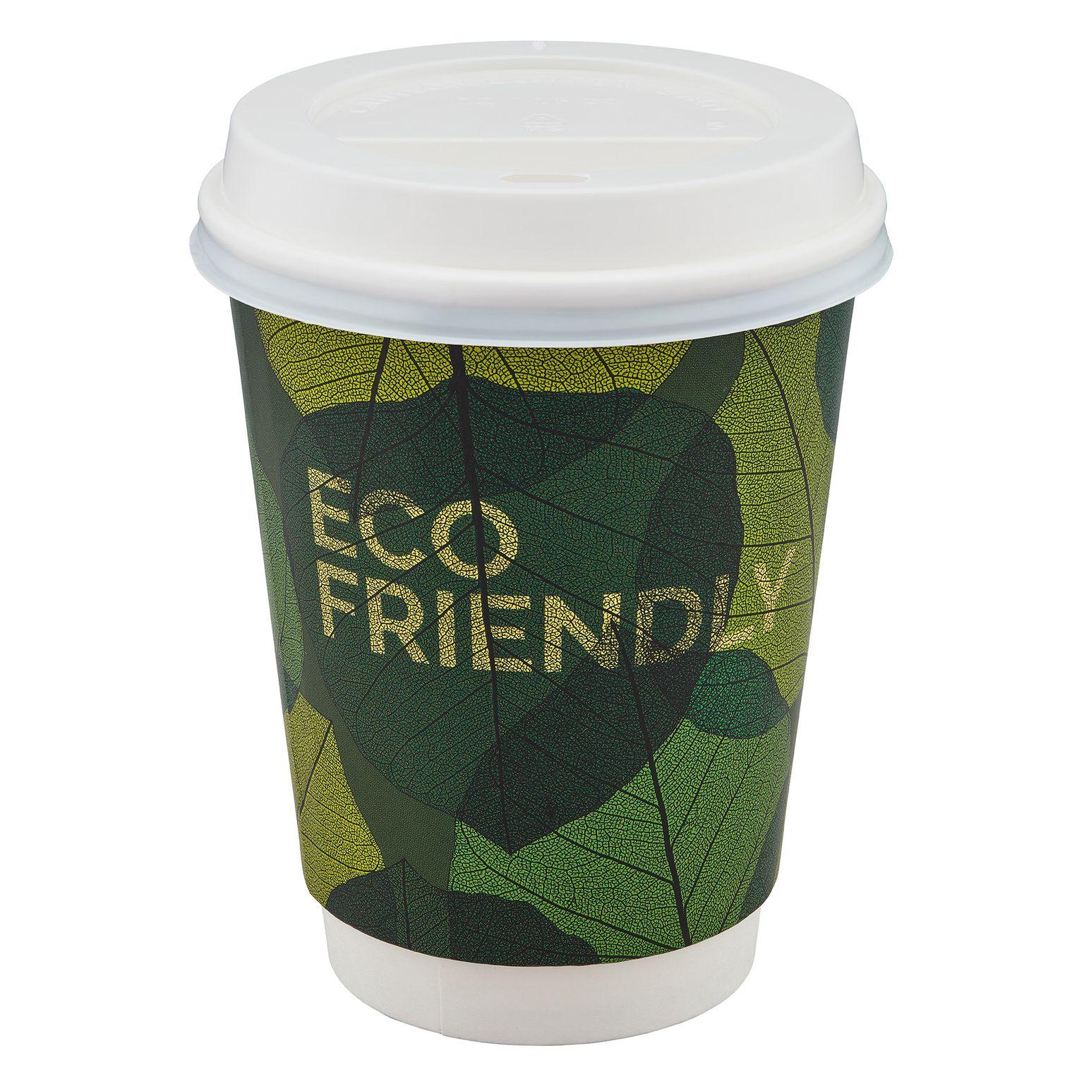 Éco Cups 340ml - Compostable