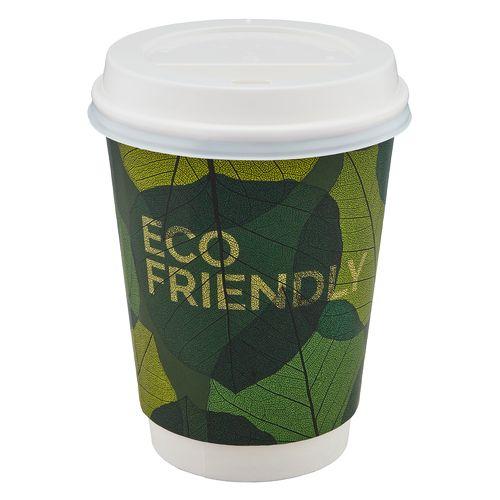 Éco Cups 340ml - Compostable par 2G Publicité