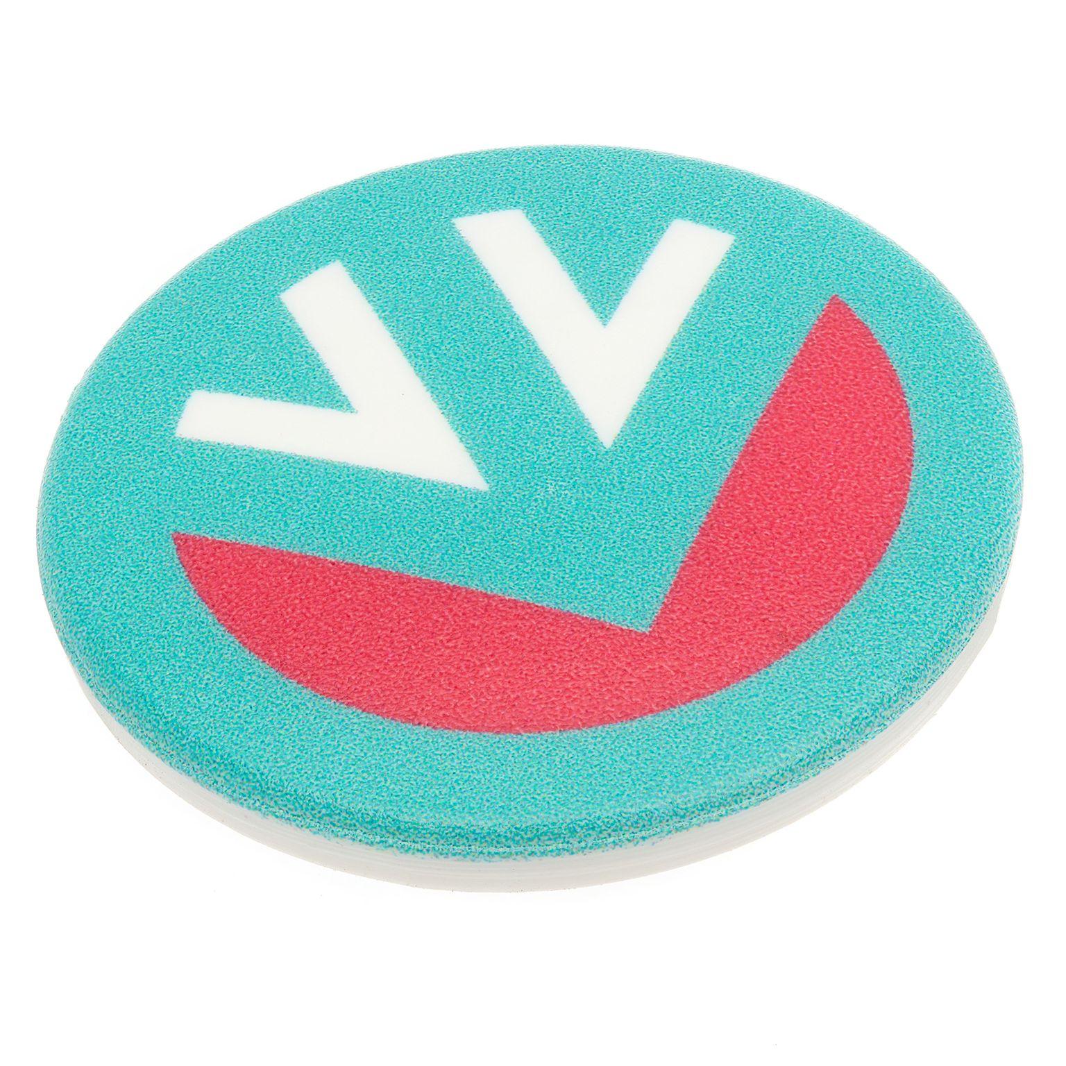 Badge 25mm- Plastique Recyclé