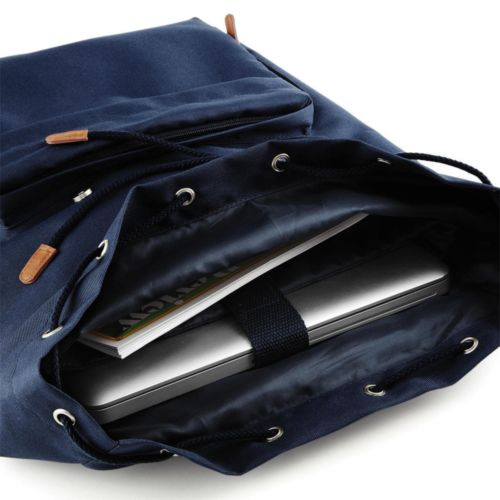 Vintage Laptop Backpack Objet Media Publicitaire