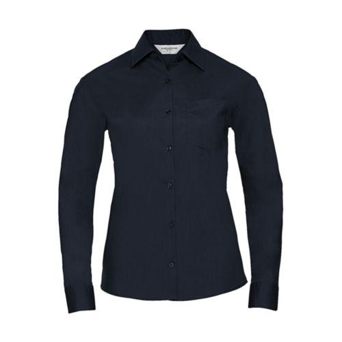 Ladies` LS Poplin Shirt Fashion Goodiz goodies objet personnalisé cadeaux d affaire objets publicitaires