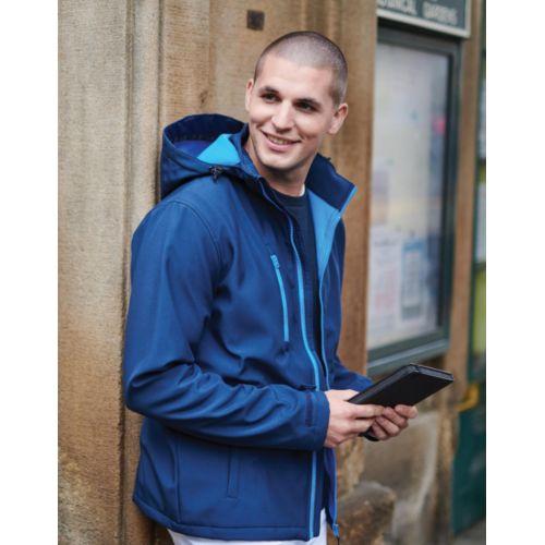 Venturer 3-Layer Hooded Softshell Jacket
