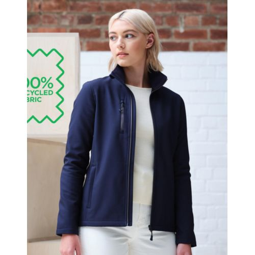 Women`s Honestly Made Recycled Softshell Jacket