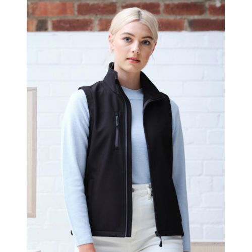 Women`s Honestly Made Recycled Softshell B/warmer