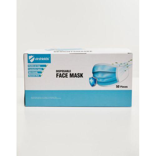Disposable masque facial