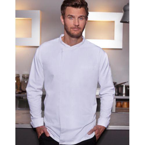 Chef`s Shirt Basic Long Sleeve