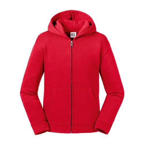 Children's Authentic Zipped Hood Jacket
