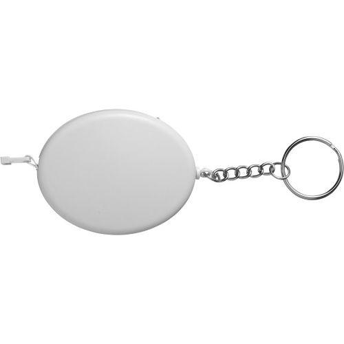 Porte-clés mètre ruban