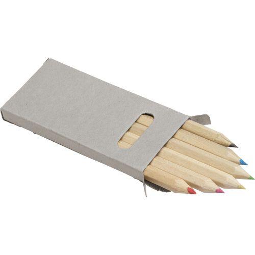 Set de 6 crayons