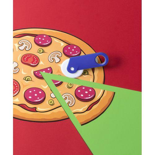 Roulette à pizza