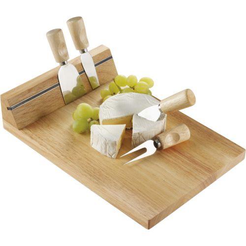 Plateau à fromages en bois