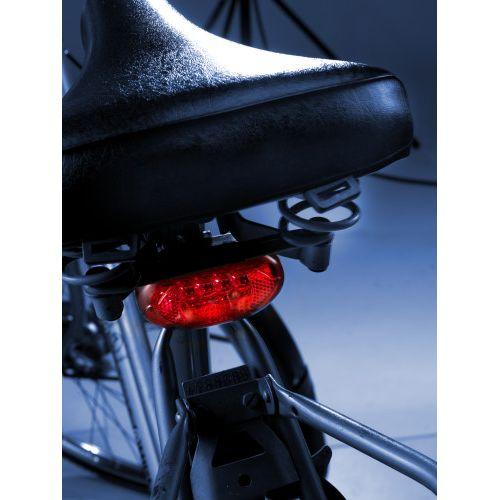 Set composé de lampes à vélo