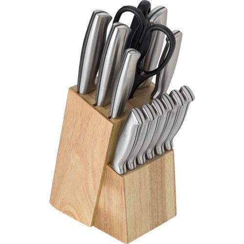 Set composé de 11 couteaux,