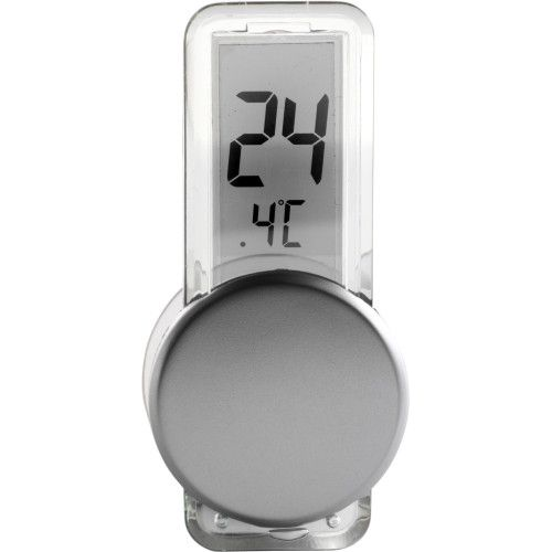 Thermomètre avec ventouse