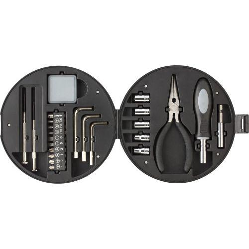 Boîte à outils de 25 pièces