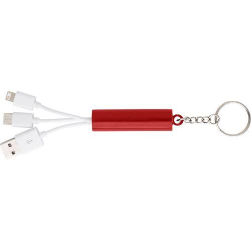Porte-clés et câble de charge