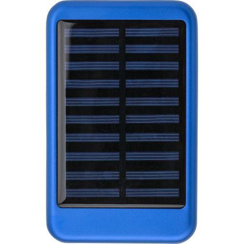 Power bank solaire d'une capacité de 4 000 mAh