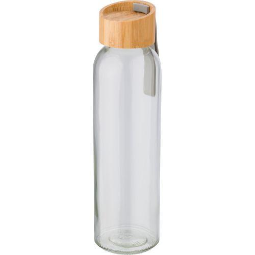 Bouteille en verre (600 ml)