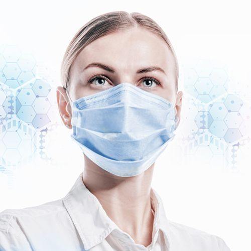 Masque facial médicale Type I, Objet personnalisable, comité social économique