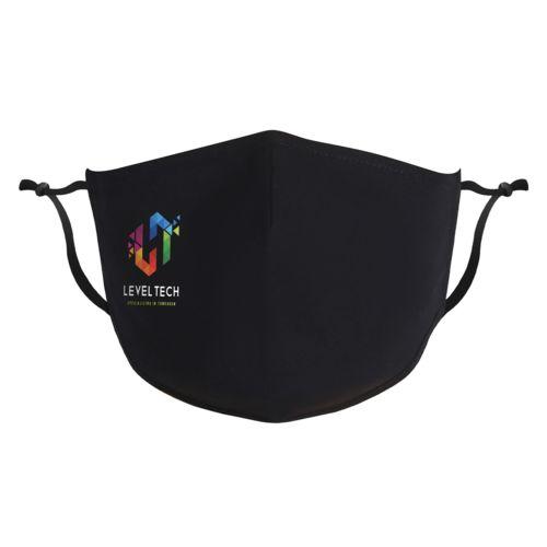 Masque antimicrobien Urban Premium - Personnalisable en couleurs