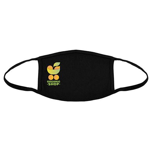 Masque en coton Urban Value - Personnalisable en couleurs, Objet personnalisable, comité social économique
