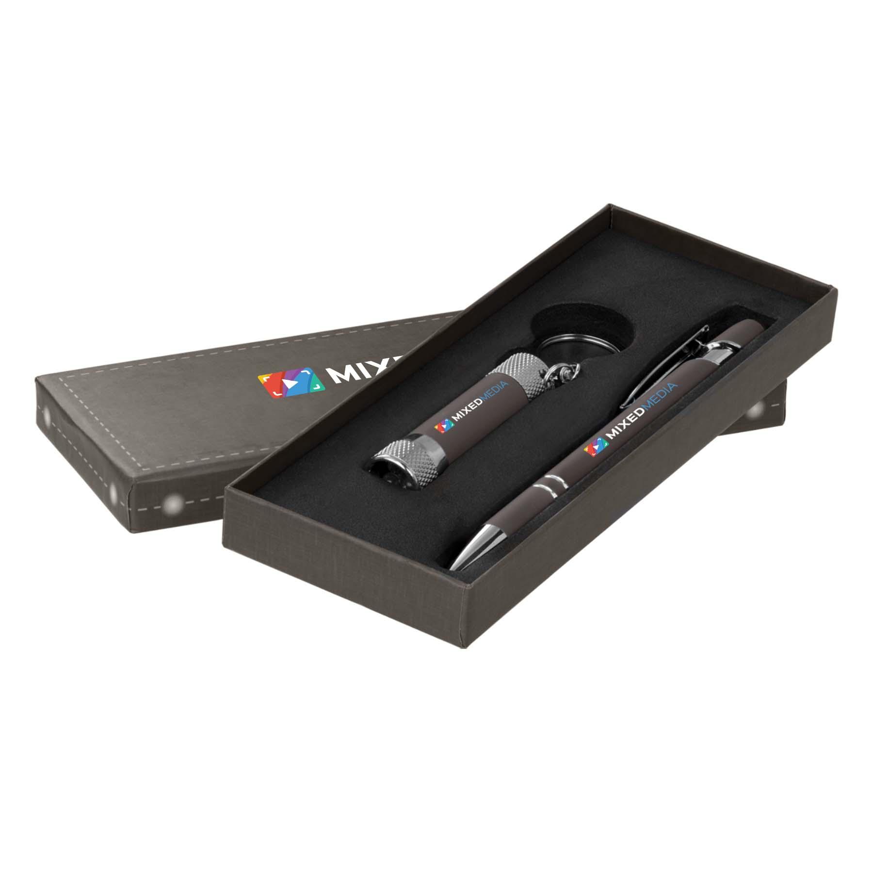 Prince & McQueen coffret cadeau avec Full colour Box, Objet personnalisable, comité social économique