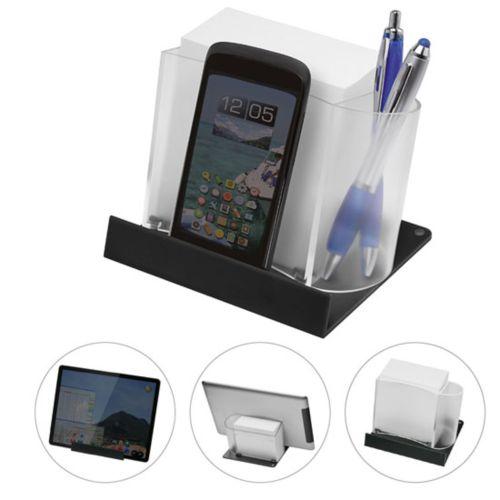 Support pour Smartphone et tablette avec collecteur de fiches