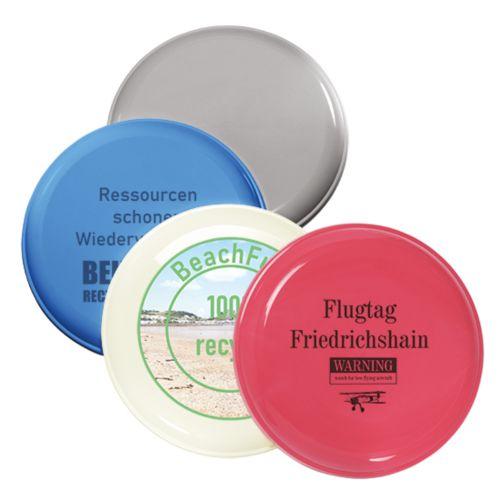 Frisbee Jupiter recyclé