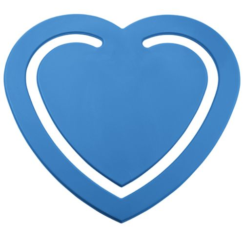 "Pince à fiches de recyclage ""coeur"" OBJECTIFIED Bruxelles"