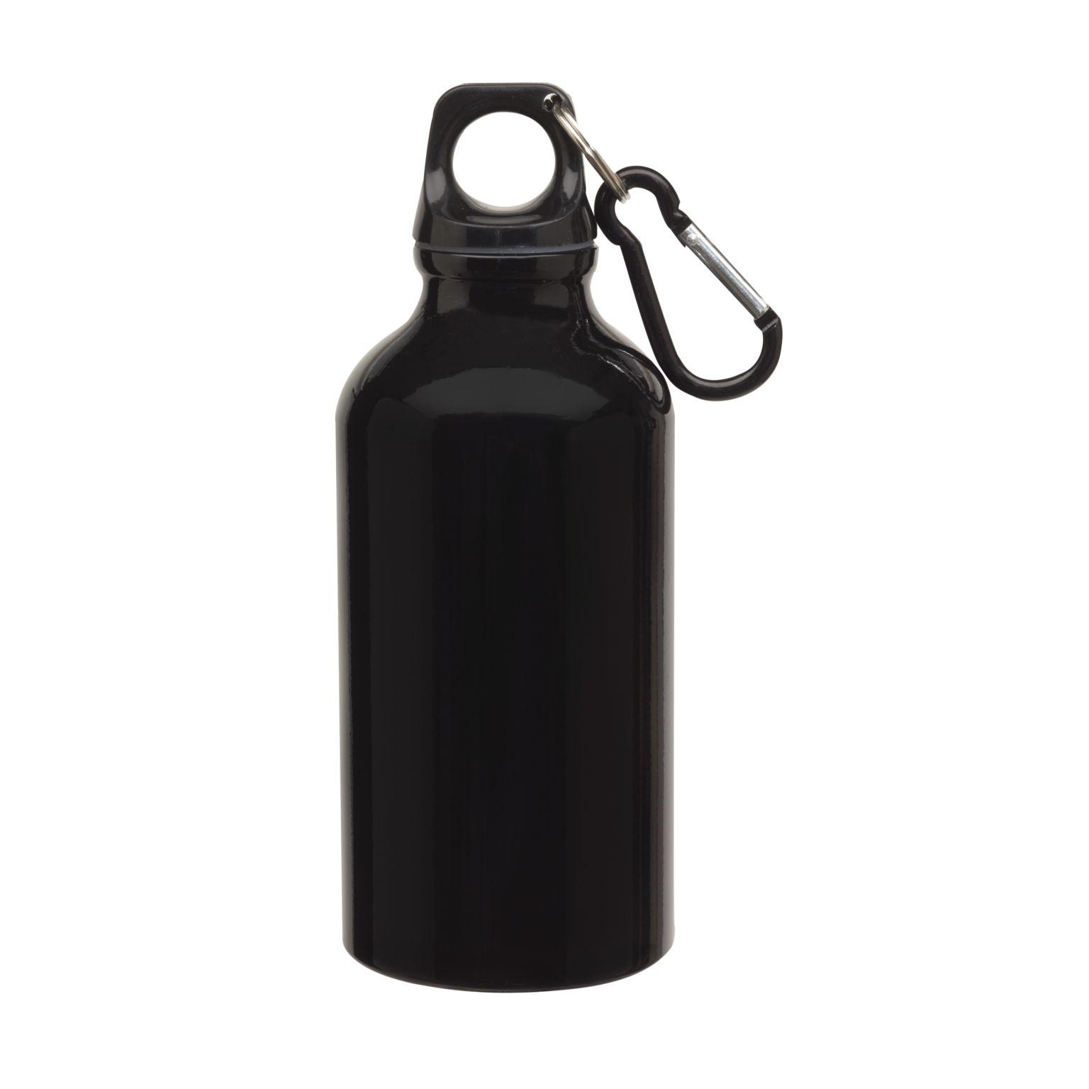 Aluminium drinking bottle TRANSIT