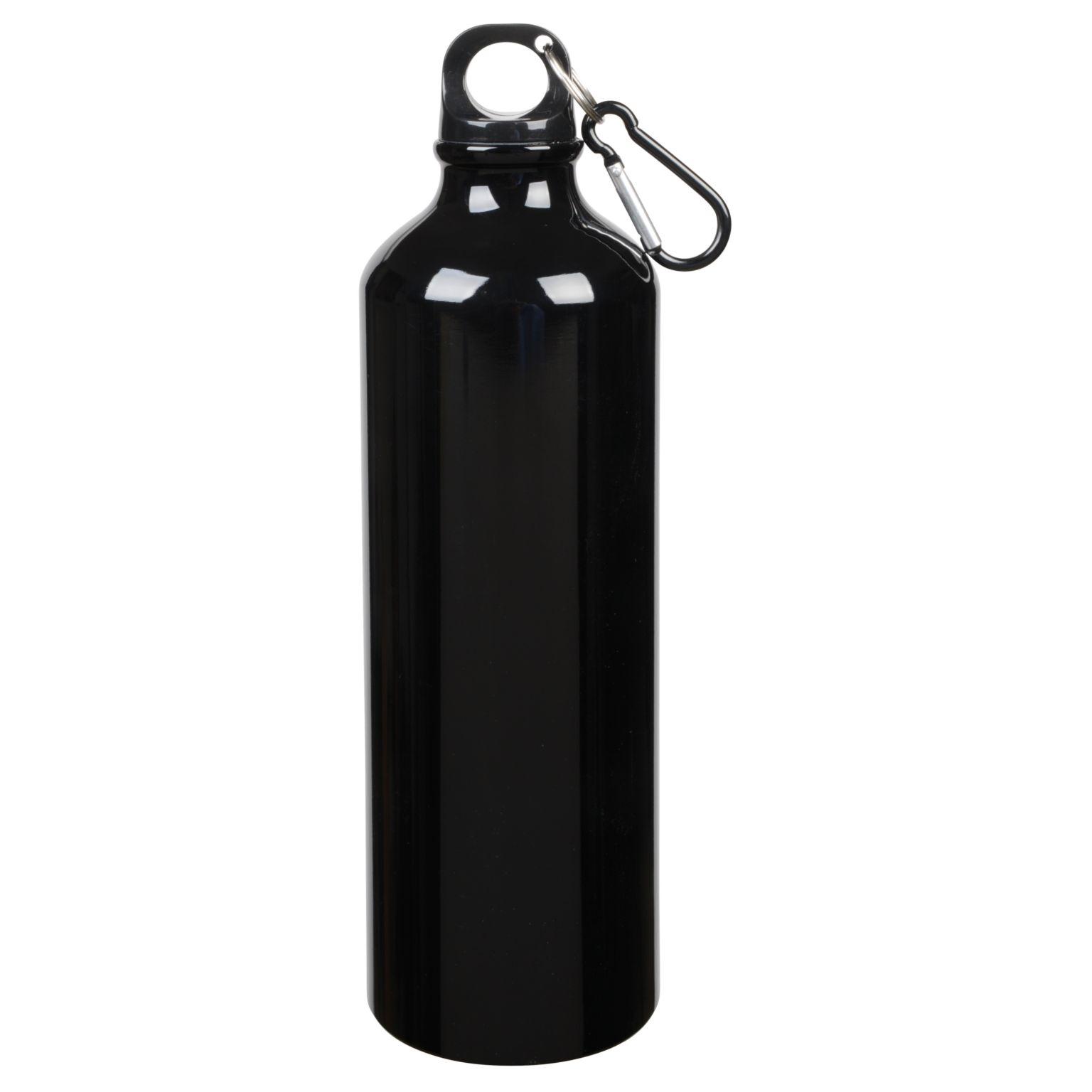 Aluminium drinking bottle BIG TRANSIT