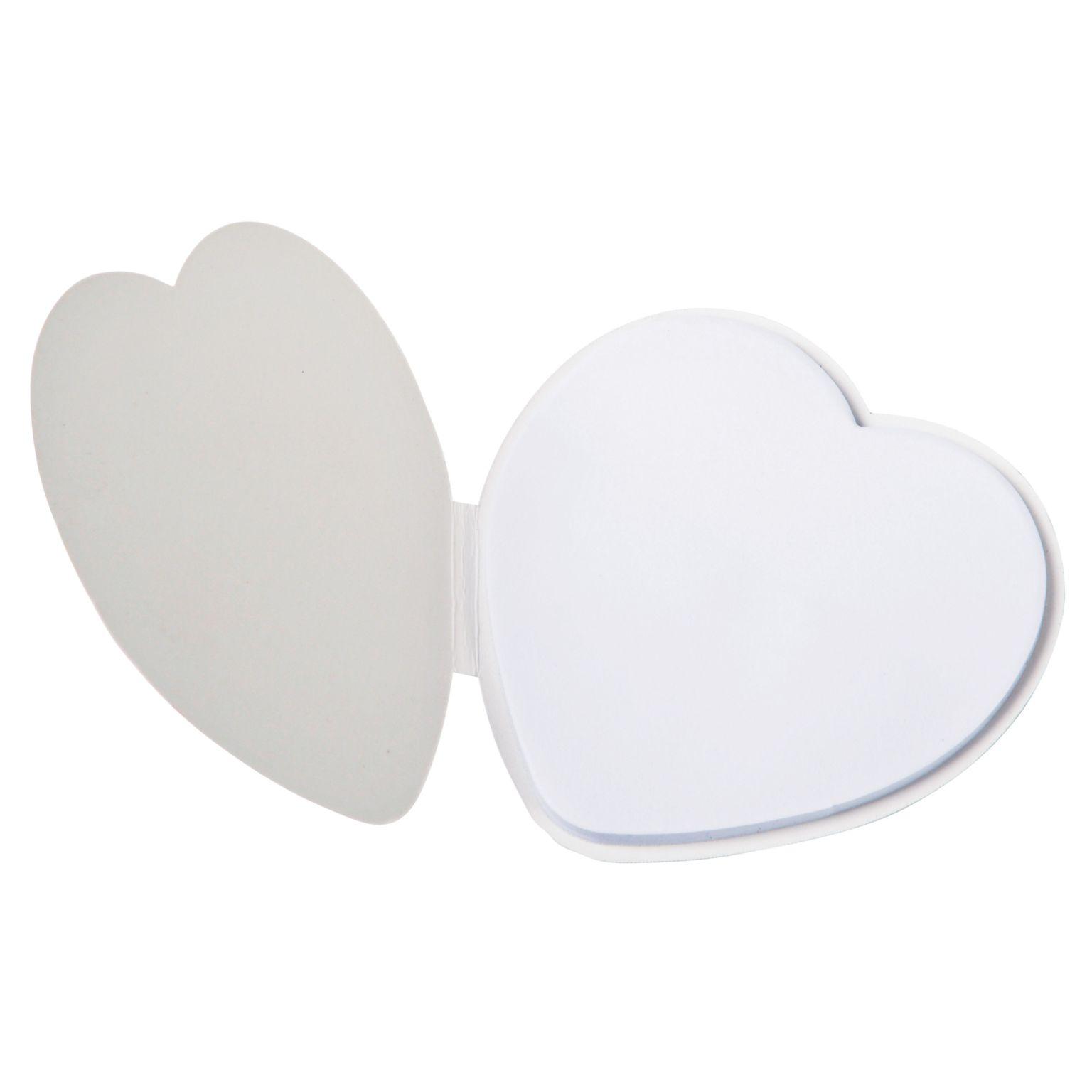 Autocollants mémo cœur IN LOVE personnalisé  goodies objets publicitaires