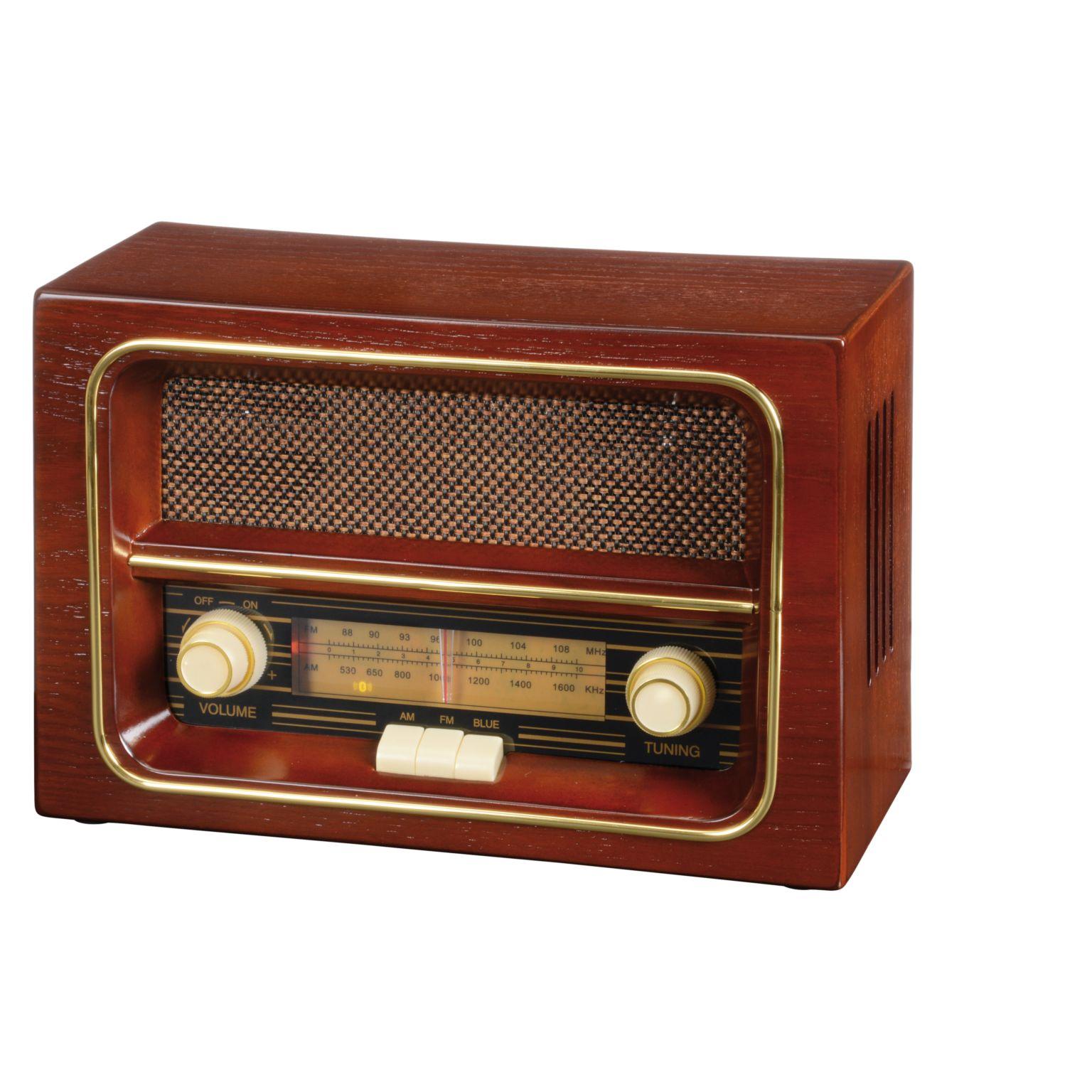 Radio AM/FM RECEIVER