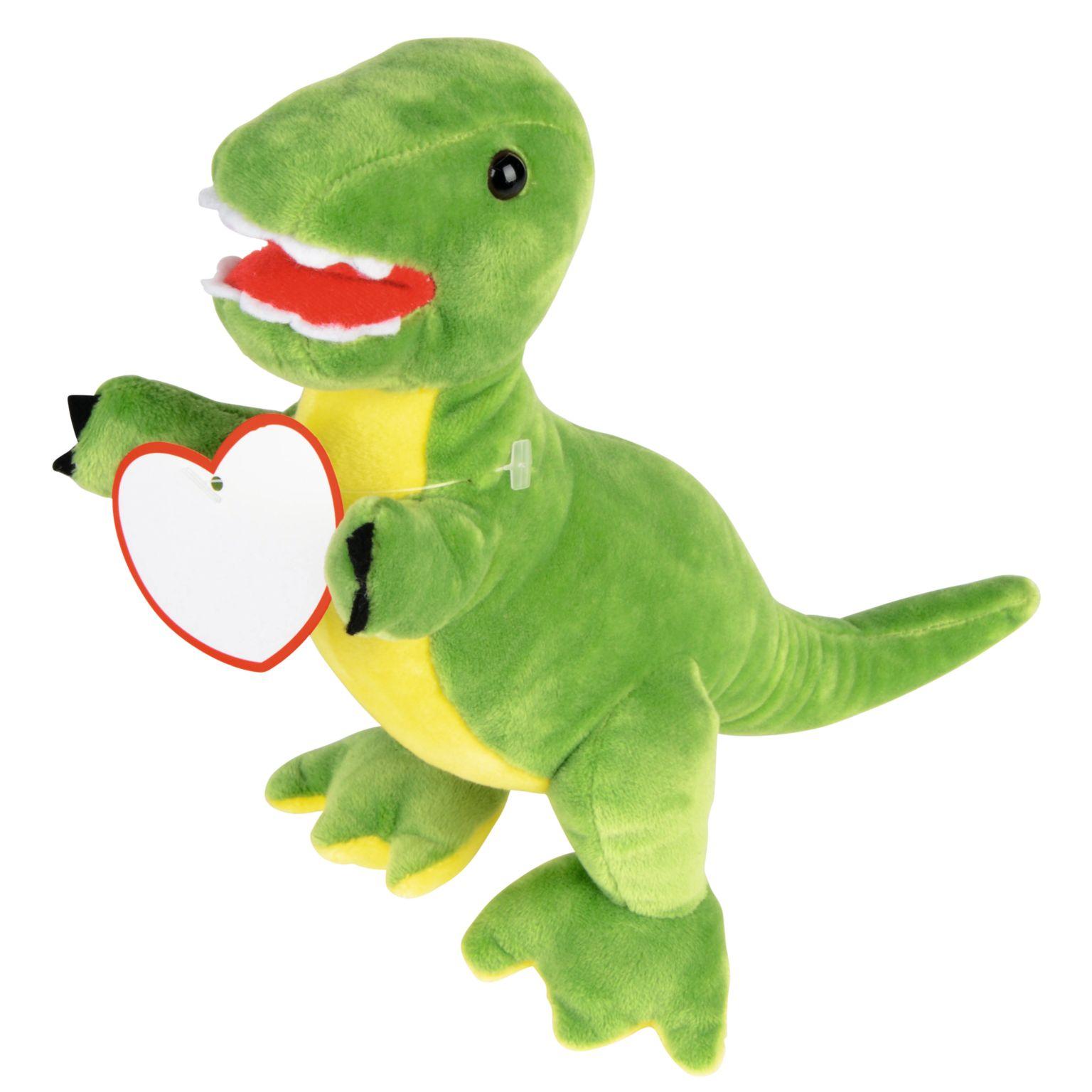 Plush dinosaur FRIGHTY REX