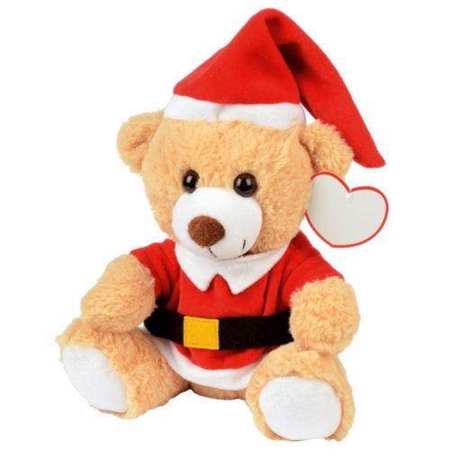 Christmas teddy bear NOEL