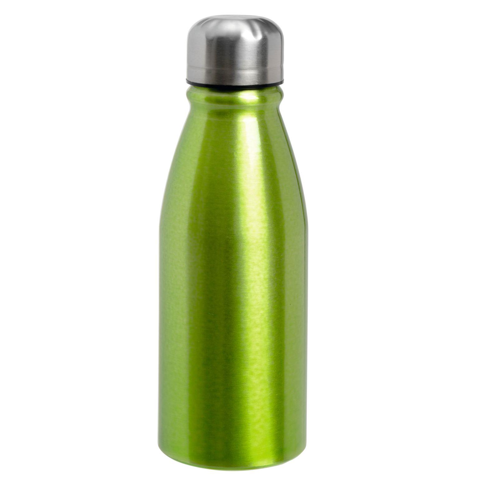Aluminium drinking bottle FANCY