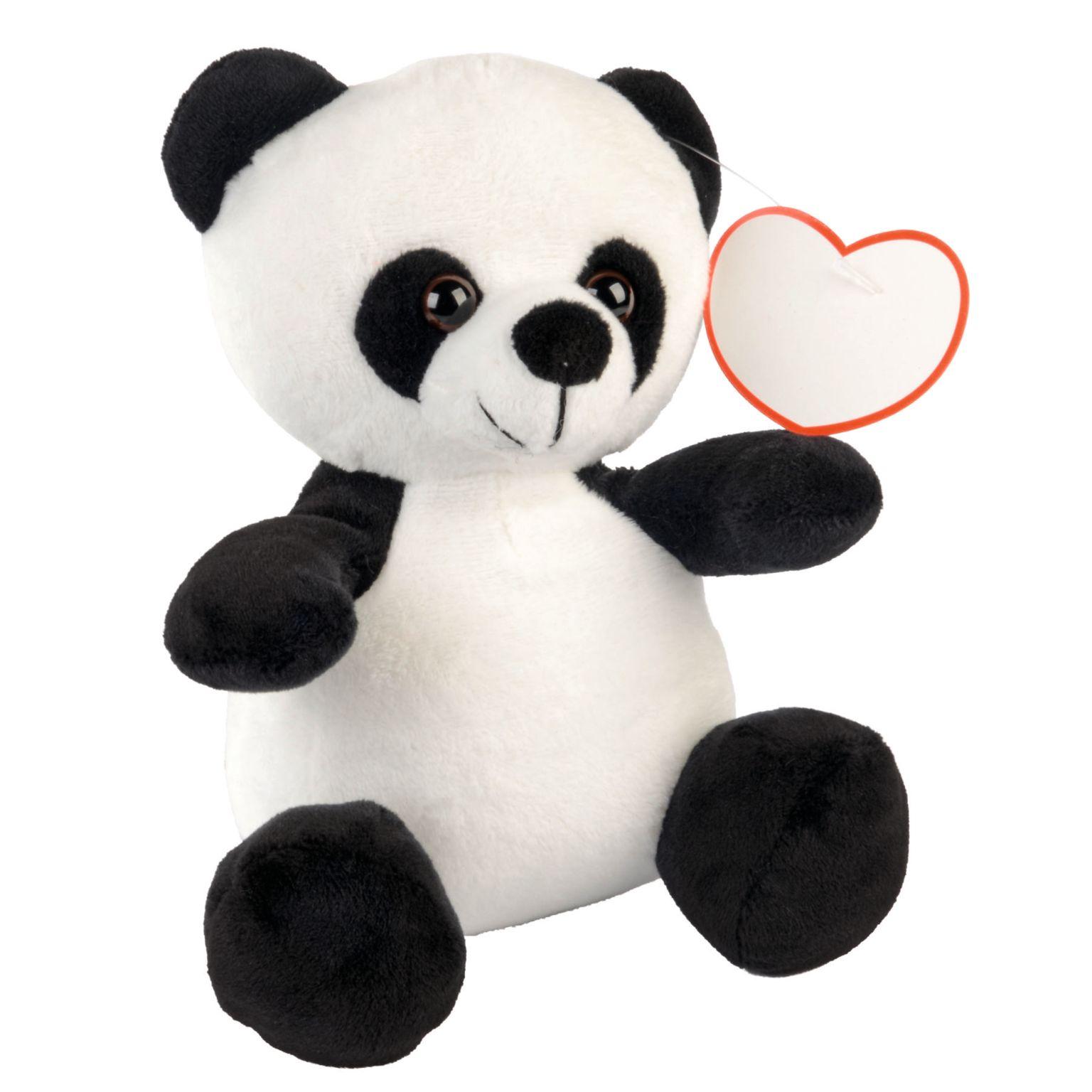 Plush panda ANTHONY