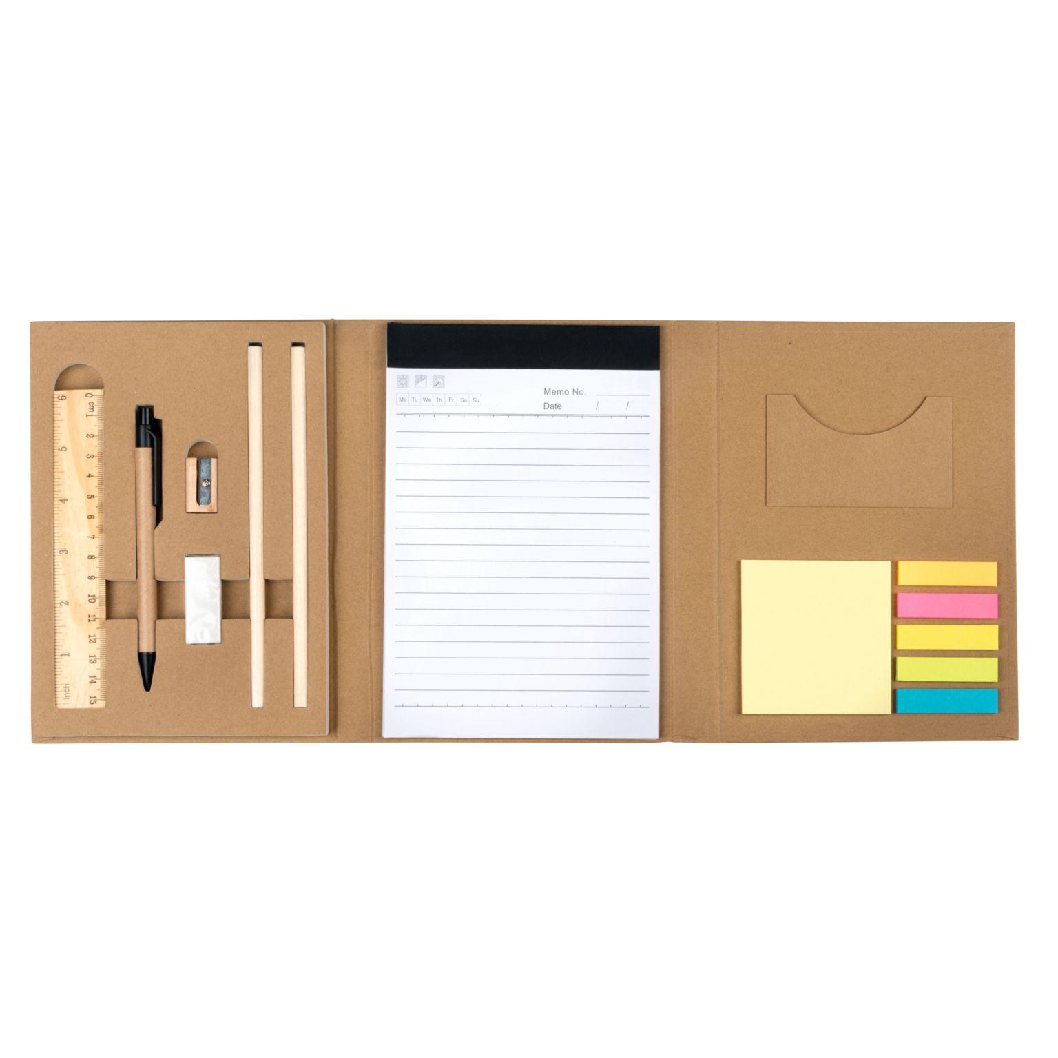 Set d'écriture SCHOOL DAYS par EG Diffusion 07210 BAIX Objets publicitaires et Cadeaux d'affaires Textile, PLV, Goodies, vêtement de travail, objets éco et durables , stylos , USB, multimédia