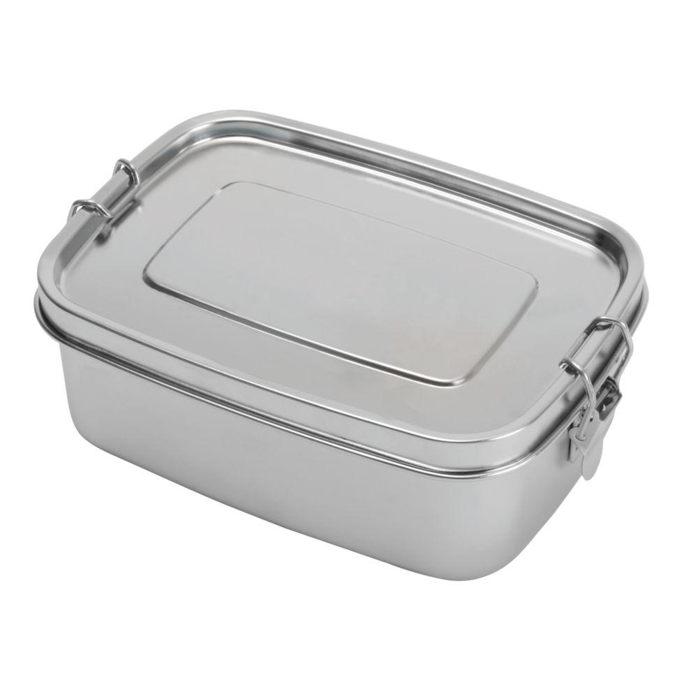 Boîte à lunch en acier inoxydable STRONG BREAK