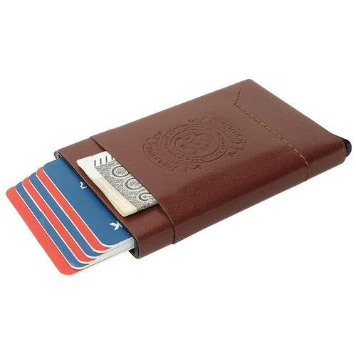 Portefeuille anti-RFID Agence Essentiel
